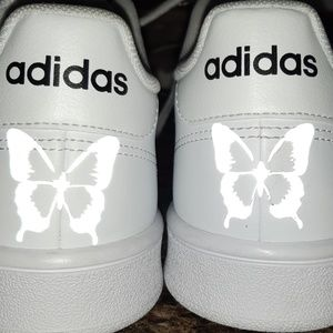 🦋🦋New Reflective Butterfly Adidas 🦋🦋